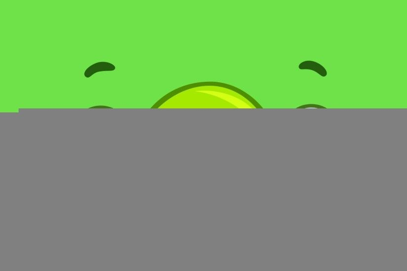 Wallpapers Geek Green Angry Birds Pig Funny Face 1920x1080 | #115981 #geek  green
