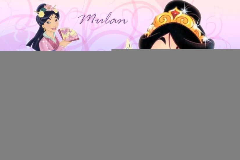 Mulan Desktop Wallpaper