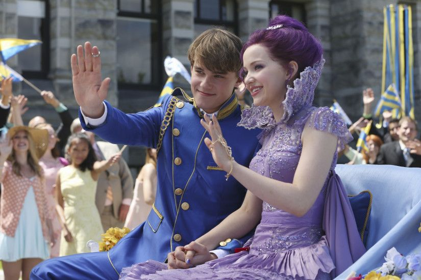 DESCENDANTS - Day 14. (Disney Channel/Jack Rowand) MITCHELL HOPE, DOVE