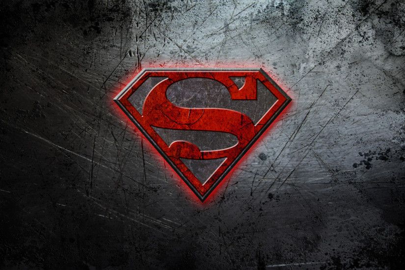 Superman Superman Logo · HD Wallpaper | Background Image ID:463447