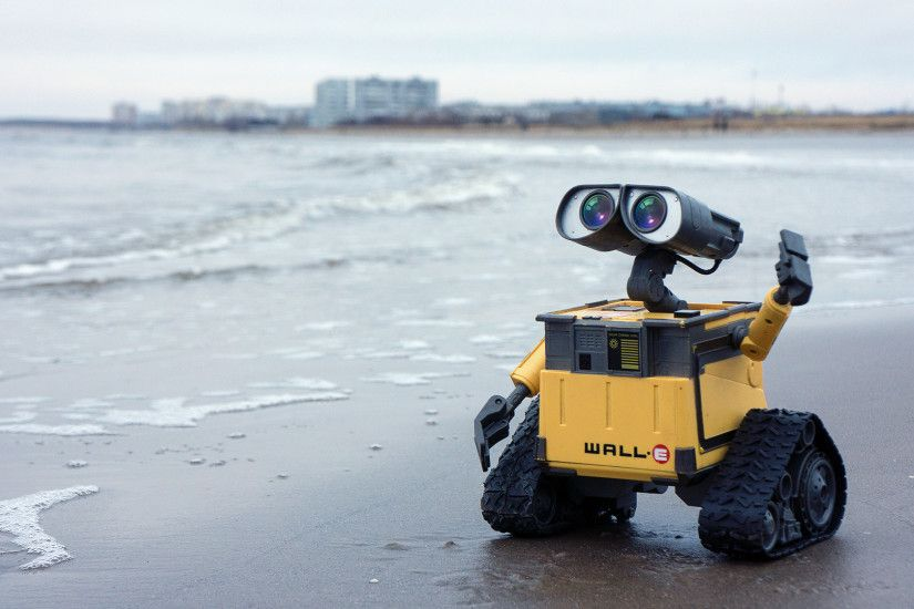 Pictures WALL·E Water Coast Toys 1920x1080
