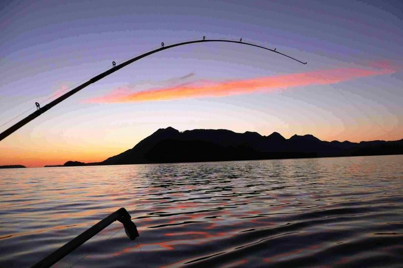 Fishing Rods In Sunset Wallpaper Picture 275 With 2816x2112