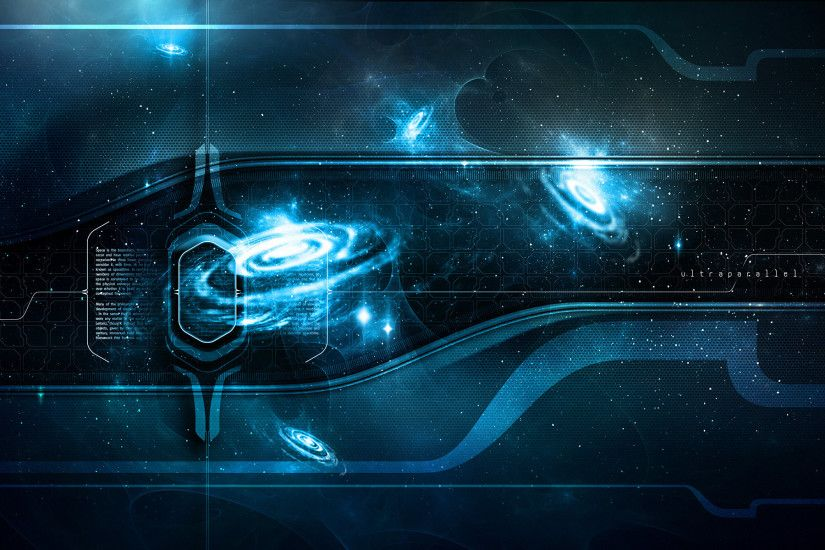 ... Futuristic Desktop Wallpaper - WallpaperSafari ...