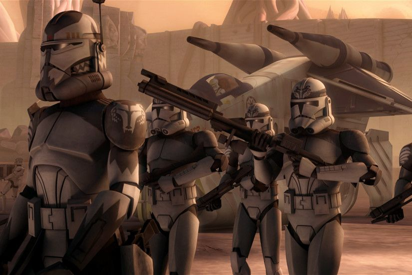 Star Wars, Clone Trooper Wallpapers HD / Desktop and Mobile .