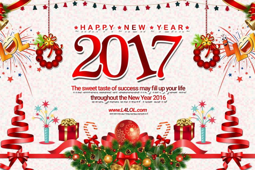 Happy New Year 2017 GIF Images and Share Download Free - http://www