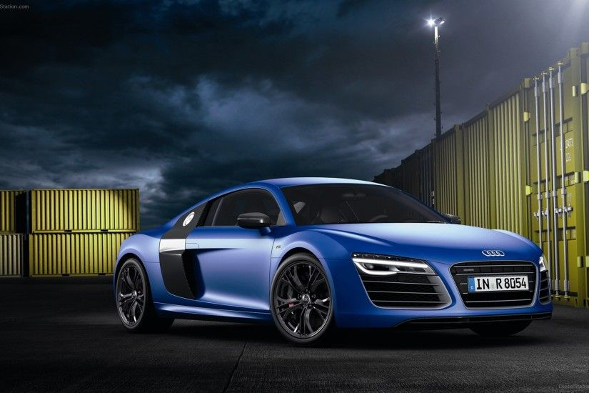 2015 Audi R8 Spyder Android HD Wallpaper