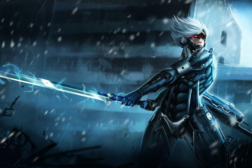 Metal Gear Rising Raiden Wallpapers | HD Wallpapers