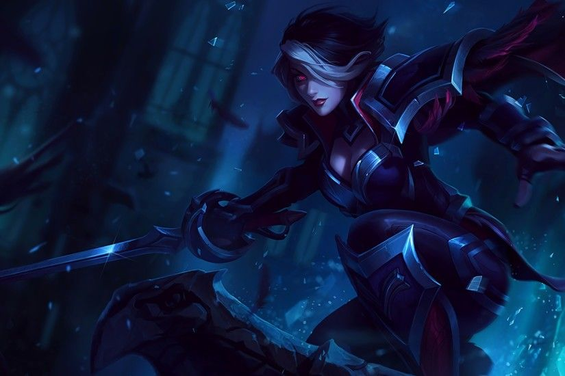 Nightraven Fiora wallpaper