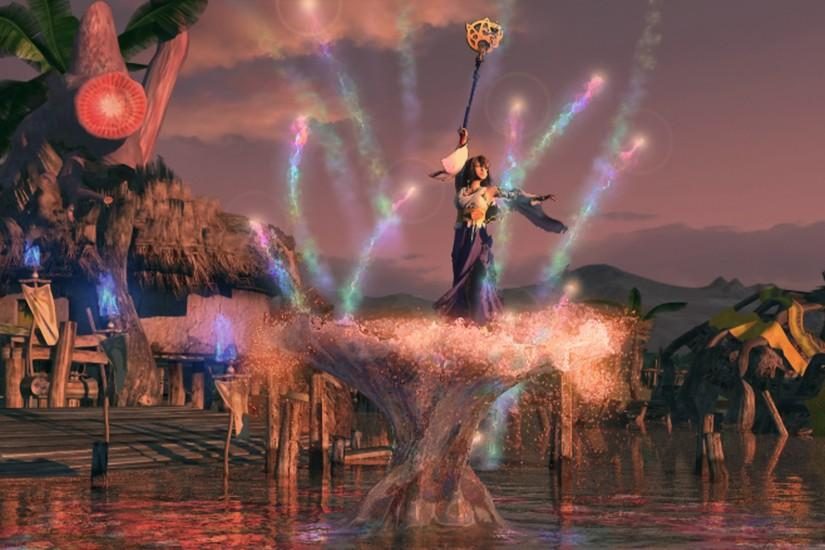 final fantasy x hd remaster wallpaper - Google Search