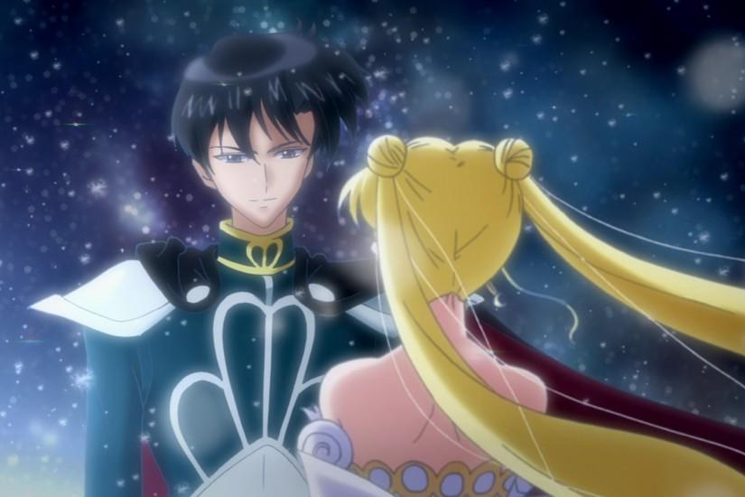 Crystal Sailor Moon Prince Endymion