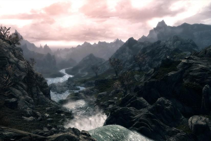 Skyrim Scenery Wallpaper Hd Re: skyrim - featured mods