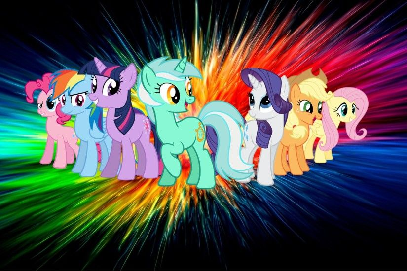 My-Little-Pony-Backgrounds - NYU Local