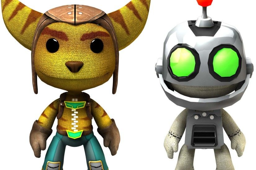 Little Big Planet 2 images Rachet and Clank Add-On HD wallpaper and  background photos