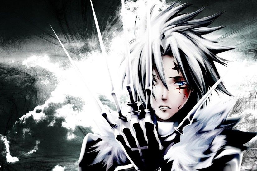 D Gray Man Backgrounds Wallpaper