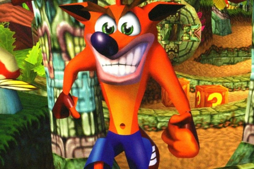 Video Game - Crash Bandicoot Wallpaper
