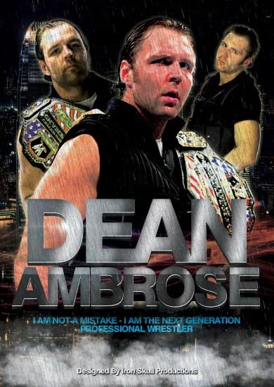 Dean Ambrose Wallpapers HD