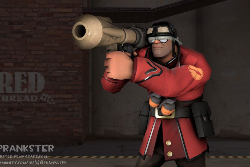 ... TF2 Loadout - Soldier (Abriss) by 360PraNKsTer