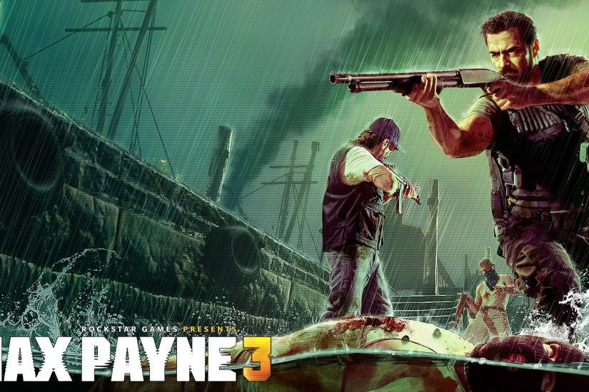 Top Max Payne 3 Wallpaper High Definition