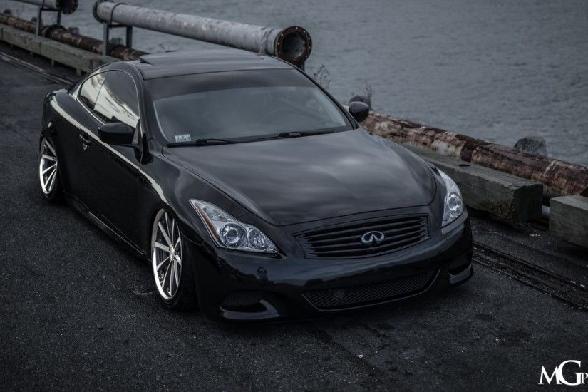 Infiniti G37 HD Wallpaper 1920x1080
