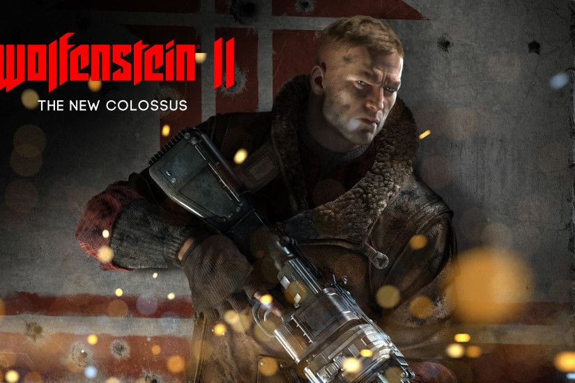 Wolfenstein 2 The New Colossus E3 2017