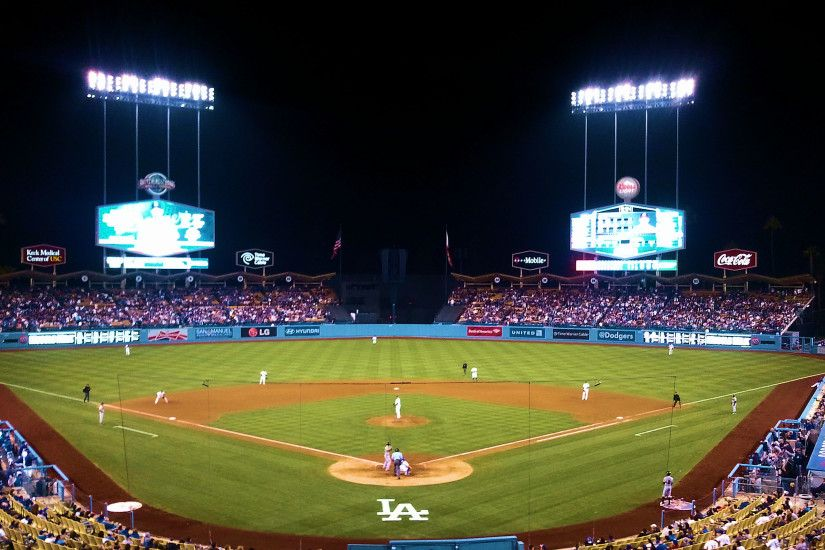 ... stadium wallpaper Los Angeles Dodgers Browser Themes & Desktop  Wallpapers for The .