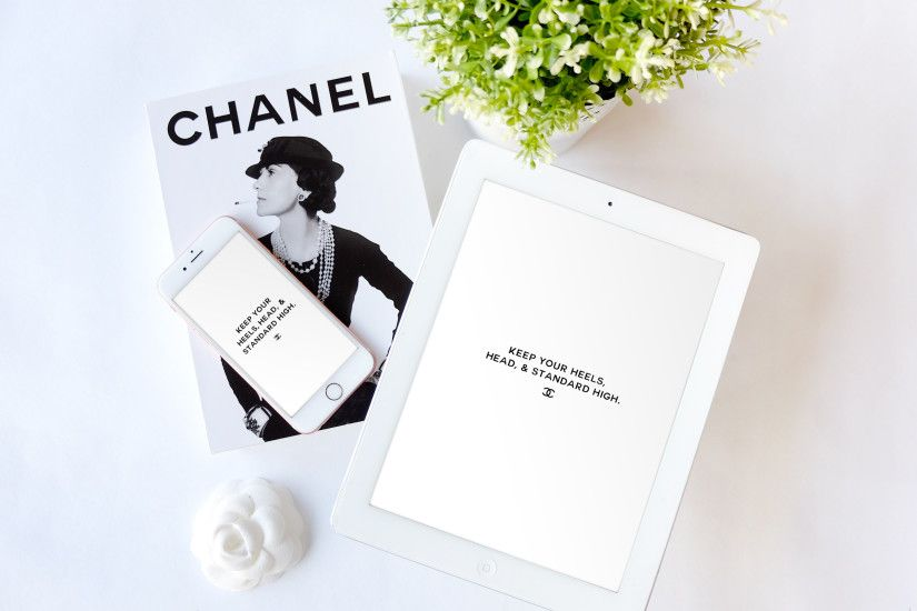 Download Chanel Wallpaper (Free!)