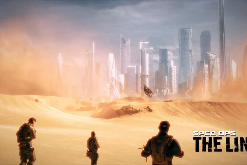 10 Spec Ops: The Line Wallpapers | Spec Ops: The Line Backgrounds