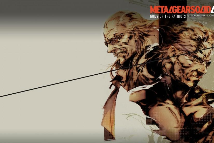 metal gear wallpaper 1920x1200 smartphone