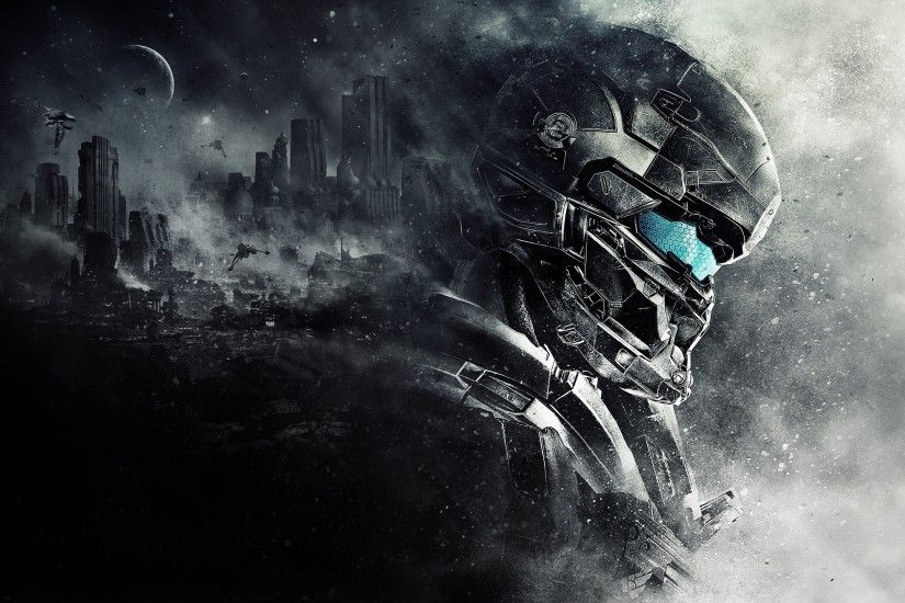 ... Master Chief, Halo, 343 Industries, Video Games, Spartan Locke