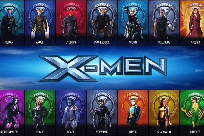 Free Wallpapers - X Men Wallpaper