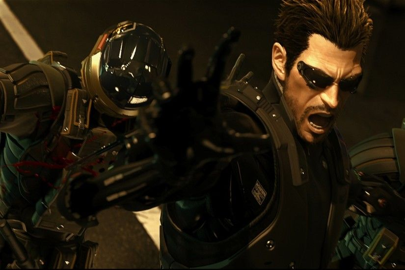 Deus Ex Human Revolution HD Wallpapers by Isaac Watson #9
