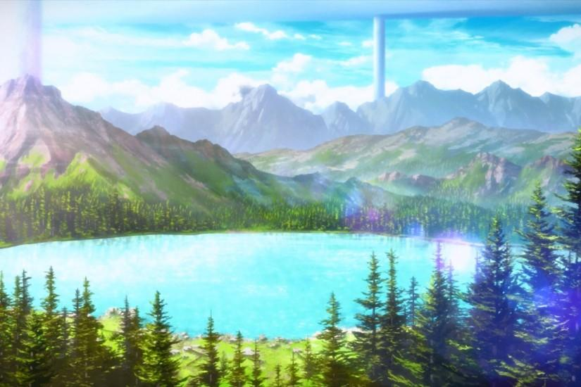 widescreen anime scenery wallpaper 1920x1080