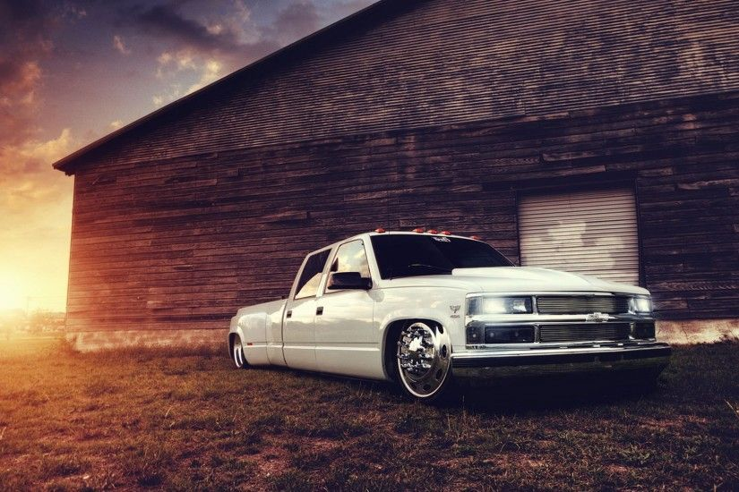 3 Chevy Truck HD Wallpapers