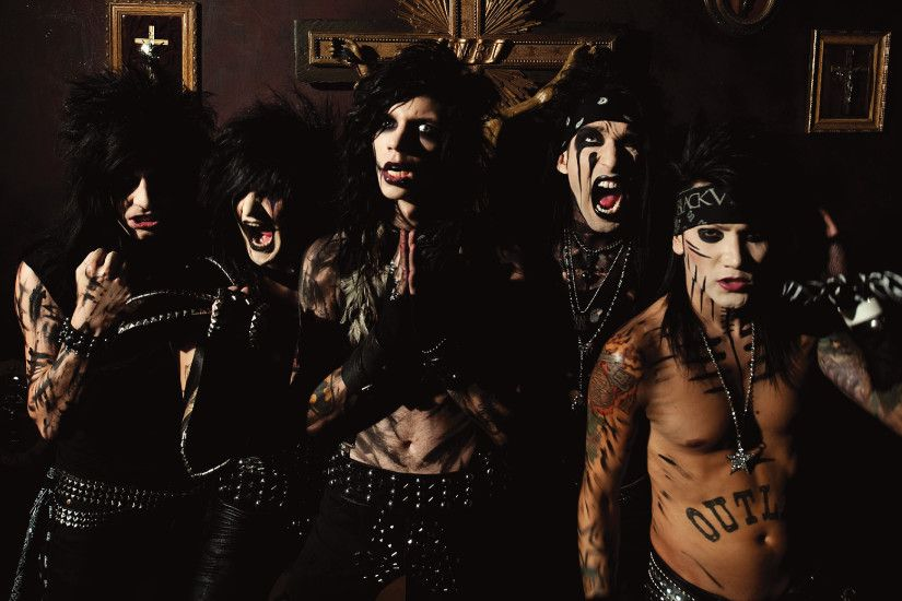 BLACK VEIL BRIDES heavy metal glam hard rock u wallpaper background