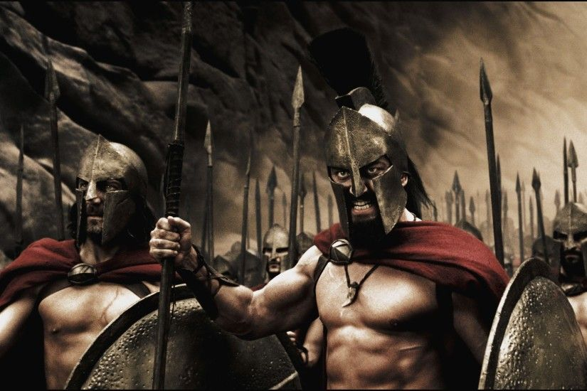 Preview wallpaper warriors, spartans, 300, killers, strong, man 3840x2160