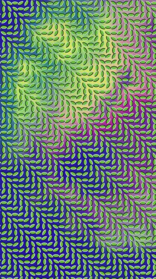 Preview wallpaper optical illusion, colorful, surface, line, light 1440x2560