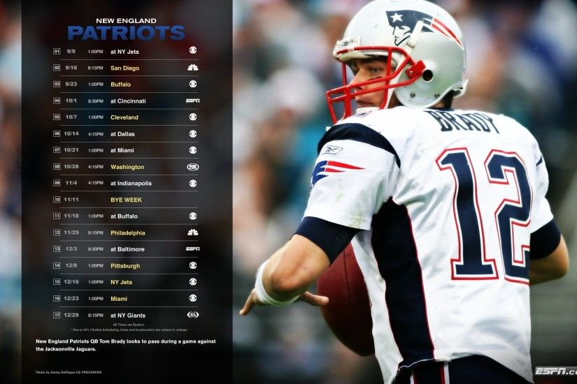 D Patriots Wallpaper