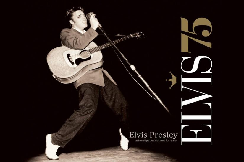 Elvis Presley Wallpaper | ChordArea.com - Lyrics & Chords