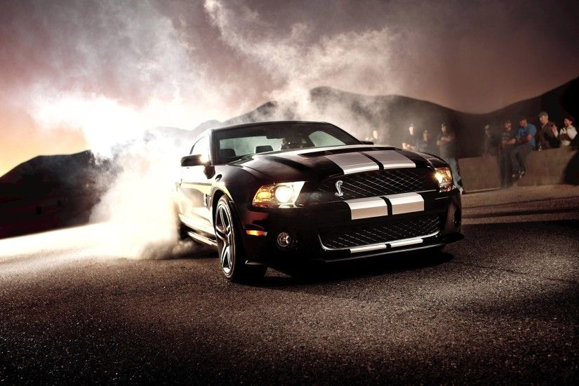 Mustang Cobra Wallpaper