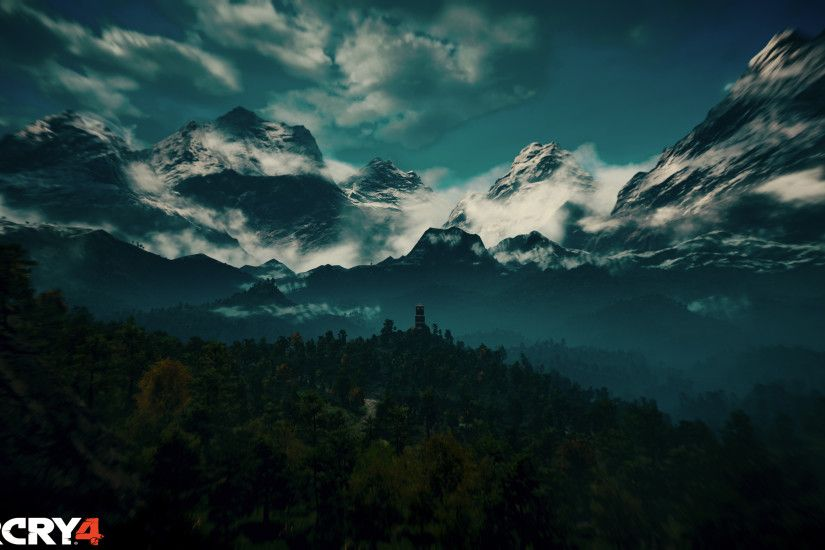 Video Game - Far Cry 4 Landscape Wallpaper