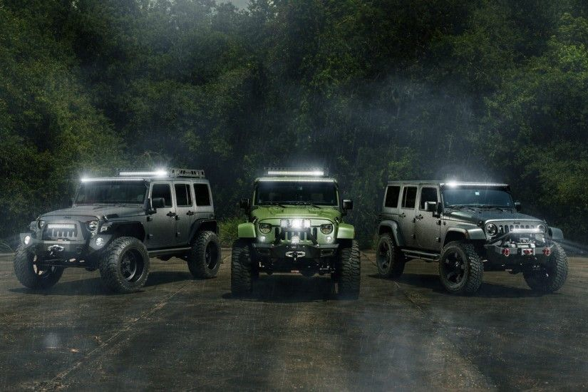 Download Wallpaper 1920x1080 Unlim, Wrangler, Suv, Jeep Full HD .