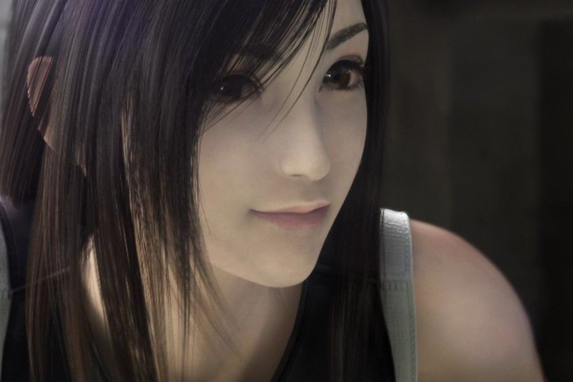 ... Final Fantasy Vii Advent Children Tifa Lockheart 1920X1080 Wallpaper ...