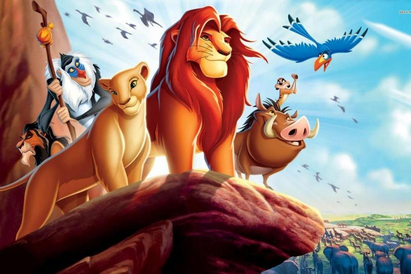 The Lion King Wallpaper 791722