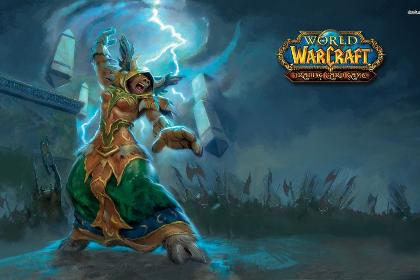 World Of Warcraft - Priest wallpaper - Game wallpapers - #2374
