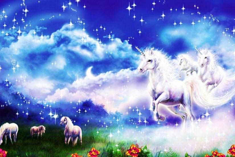 Spirit of unicorn - (#141404) - High Quality and Resolution Wallpapers .