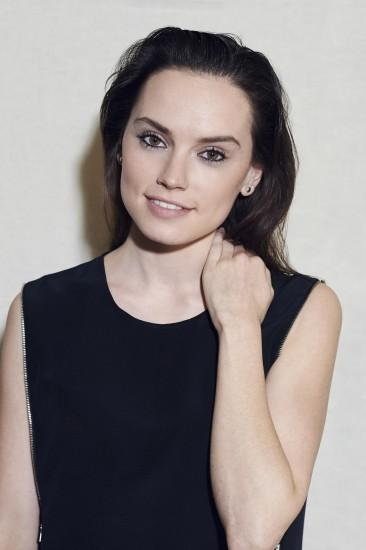 Daisy Ridley, Women, Actress, Brunette Wallpaper HD