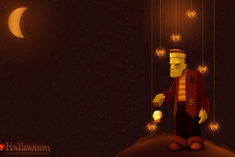 Cute halloween desktop wallpaper wallpapertag - Free widescreen halloween wallpaper ...