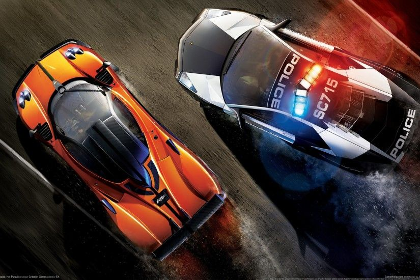 Need for speed hot pursuit wallpaper hd