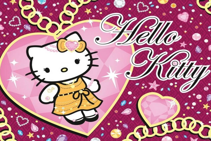 Hello Kitty Screensavers Free #79790 Wallpaper | Wallpaperswiz.