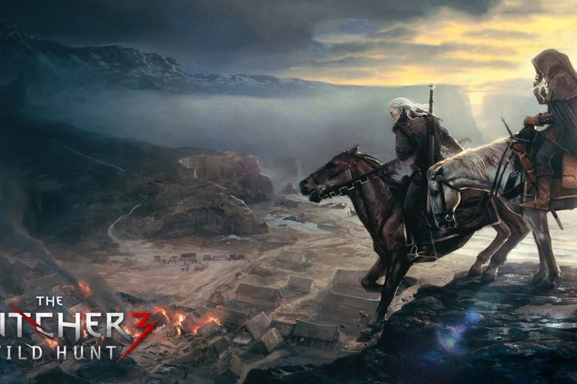 cool witcher 3 wallpaper 1920x1080 ios